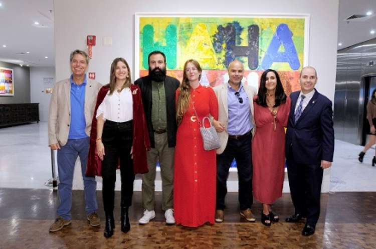"Presidente Intercontinental Polanco y la Galería Hispánica inauguran exposición de ""Pop Art"""
