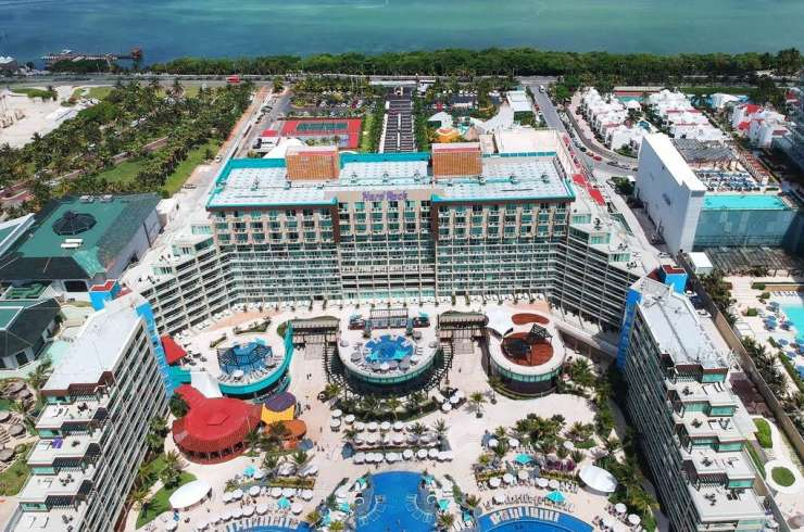 Reapertura de Hard Rock Hotels an All-Inclusive con todas las medidas de seguridad sanitaria